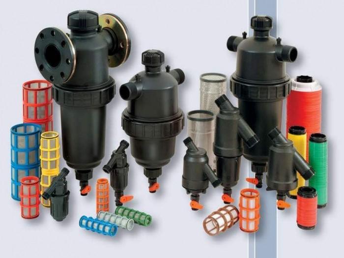 Filtration equipment AMIAD Plastic