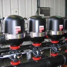 Filtration equipment ARKAL
