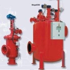 Filtration equipment AMIAD EBS