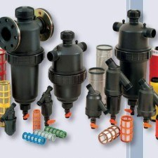 Filtration equipment AMIAD Plastic
