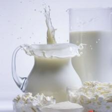 Установление системы очистки воды при изготовлении молочной продукции.