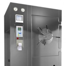 Water treatment for autoclave