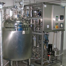 Система получения,  хранения и распределения воды для инъекций, Q=300л/час
