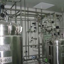 Система получения,  хранения и распределения воды очищенной, Q=1000л/час